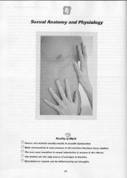 Sexual Anatomy and Physiology - Lieberman, Debra