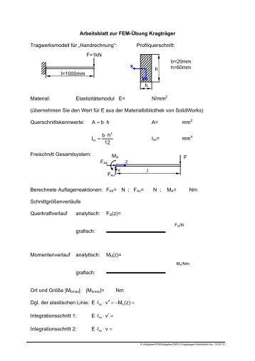 Arbeitsblätter - Übung Reflexion Experiment Training - Der-Brillant.de