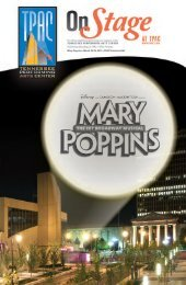 Mary Poppins - Tennessee Performing Arts Center
