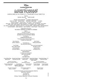 Mary Poppins Final.pdf - Fox Cities Performing Arts Center