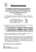 Bekanntmachung des endgültigen Wahlergebnisses und ... - Weilburg - Seite 5