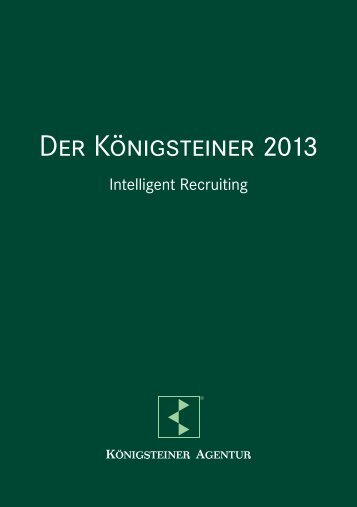 Download - Königsteiner Agentur
