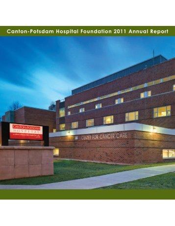 CONTENTS - Canton-Potsdam Hospital