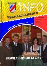 Gemeinde - Prambachkirchen