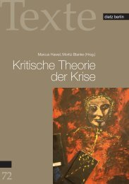 Kritische Theorie der Krise - Rosa-Luxemburg-Stiftung