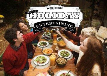holiday - Wine Enthusiast Magazine