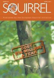 ESI newsletter issue 3.indd - European Squirrel Initiative