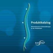 Produktkatalog - Radimed GmbH