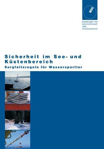 Sicherheit im See - Wassersportclubs Seligenstadt e.V.