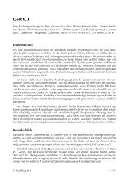Gott 9.0 - TheoBlog