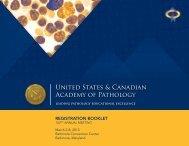United States & Canadian Academy of Pathology