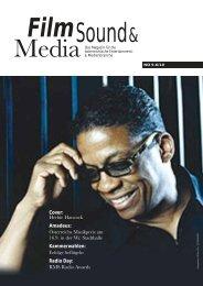 Cover: Herbie Hancock Amadeus - Film, Sound & Media