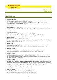 Medien-Info 2009-03 - St. Peter und Paul