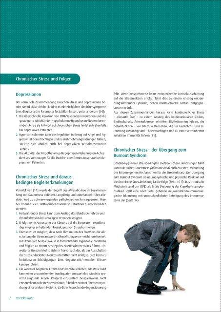 neurostress burnout - Kyberg Vital