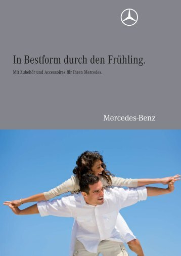 In Bestform durch den Frühling. - F. Jauernig Ges.mbH