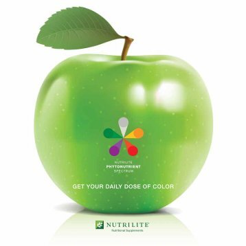 Amway's Nutrilite Weight Loss Plan – First week's results