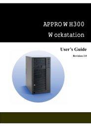 WH300 Architecture