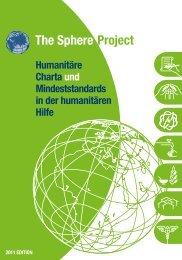 The Sphere Project - Aktion Deutschland Hilft