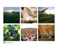 NUTRILITE ORGANIC FARMS - Amway