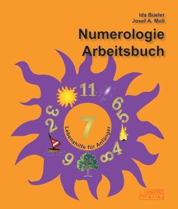 Kapitel 1 Numerologie für Anfänger - SoralPRO Verlag