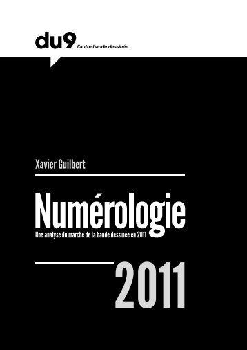 Numérologie 2011 - Une analyse du marché de la bande ... - Rue89