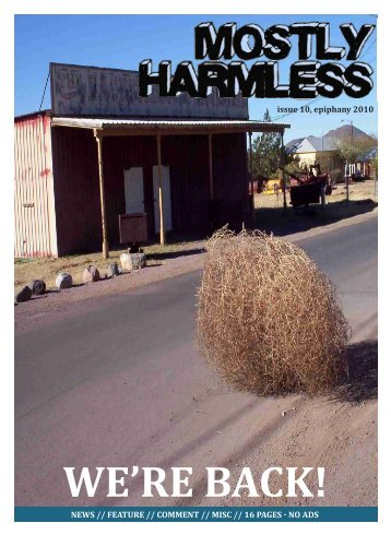 Download - Mostly Harmless