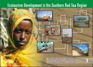 Ecotourism Development in the Southern Red Sea Region