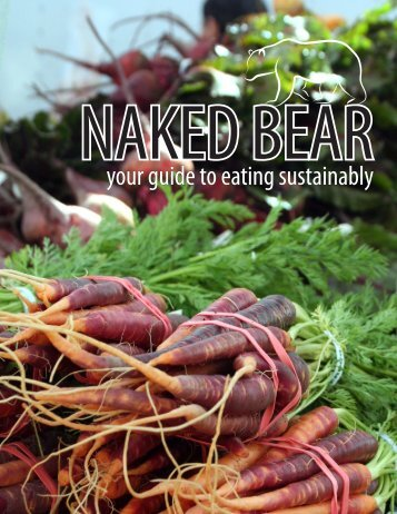 your guide to eating sustainably - Cal Dining