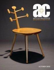 OCTOBER 2012 - Arts + Culture Magazine Houston
