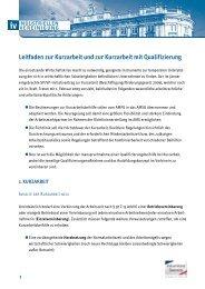 Leitfaden zur Kurzarbeit und zur Kurzarbeit mit ... - IV Salzburg