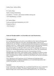Gudrun Rojas, Andreas Böhm Dr. Gudrun Rojas Stadtverwaltung ...