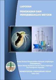 laporan pengkajian & pengembangan metode - Pusarpedal ...