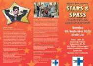 STARS & SPASS - baeppi.de