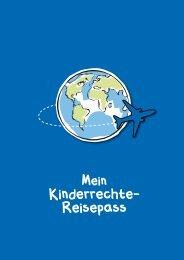 Kinderrechte- Reisepass - Wir Kinder haben Rechte