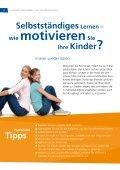 Lern- und Motivationstipps - Nachhilfe - Schülerhilfe - Seite 6