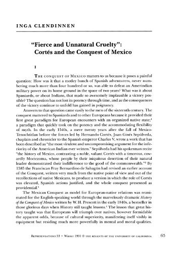 victors and vanquished spanish and nahua views of the conquest of mexico Find great deals for victors and vanquished : spanish and nahua views of the conquest of mexico by stuart b schwartz (2000, paperback) shop with confidence on ebay.