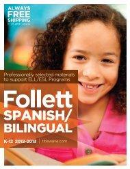 Spanish/Bilingual - Follett Library Resources