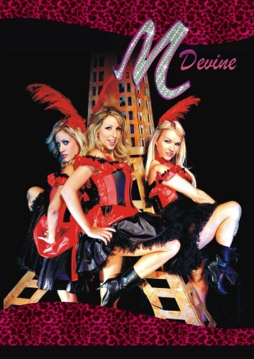 MDevine are constantly adding new Top 40 songs to their repertoire