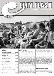Rundbrief Elim Flash September 2012 als PDF ansehen