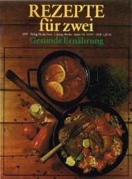 Rezepte für zwei - Ziltendorf