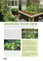 GrowinG Your own - Flourish