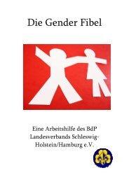 Die Gender Fibel - BdP Landesverband Schleswig-Holstein / Hamburg
