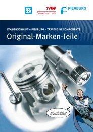 Kolbenschmidt – PIERBURG - MS Motor Service Deutschland GmbH