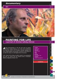 documentary Art PAINTING FOR LIFE a portrait of ... - Interspot Film