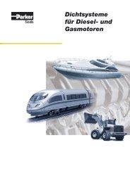 Dichtungswerkstoffe für Diesel- und Gasmotoren - Parker Hannifin ...