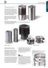 Zylinderlaufbuchsen - MS Motor Service Deutschland GmbH