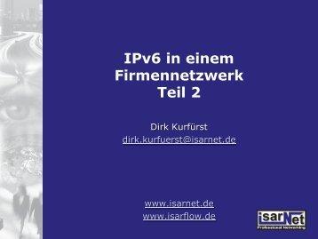 IPv6 in einem Firmennetzwerk Teil 2 - SearchNetworking.de
