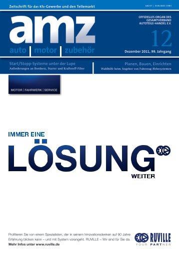 Download amz - auto | motor | zubehör 09/2009 - Dometic WAECO