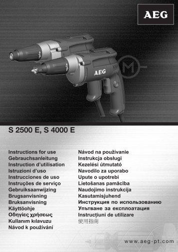 S 2500 E, S 4000 E