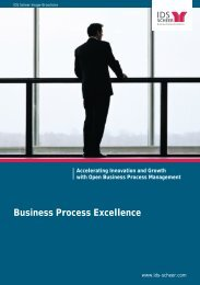 Business Process Excellence - Software AG
